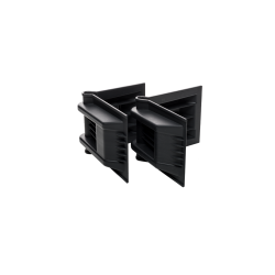 Protecciones plásticas para ángulos · 2 Uns · B0041-02-OL